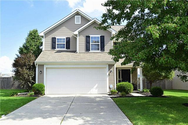12875 Vikings Lane, Fishers, IN 46037 (MLS #21597958) :: Mike Price Realty Team - RE/MAX Centerstone