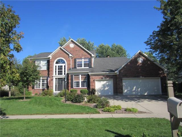 13946 Conner Knoll Parkway, Fishers, IN 46038 (MLS #21597990) :: The ORR Home Selling Team