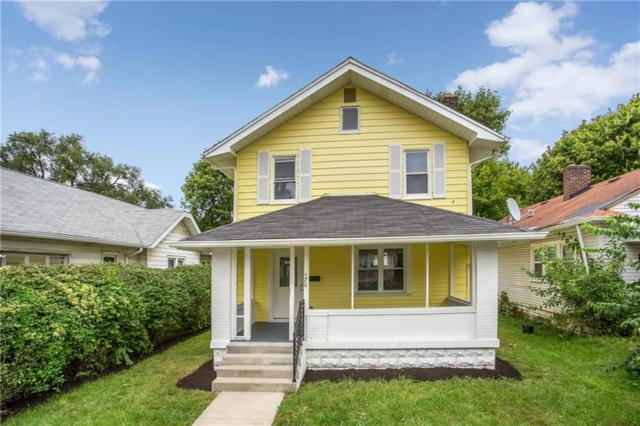 426 Harvard Place, Indianapolis, IN 46208 (MLS #21597995) :: Indy Scene Real Estate Team