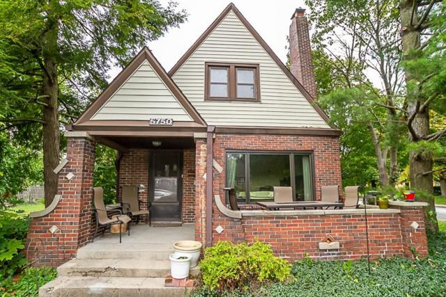 5750 E 10th Street, Indianapolis, IN 46219 (MLS #21597996) :: Mike Price Realty Team - RE/MAX Centerstone