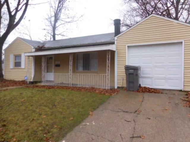 2402 N Sheridan Avenue, Indianapolis, IN 46219 (MLS #21598022) :: Mike Price Realty Team - RE/MAX Centerstone