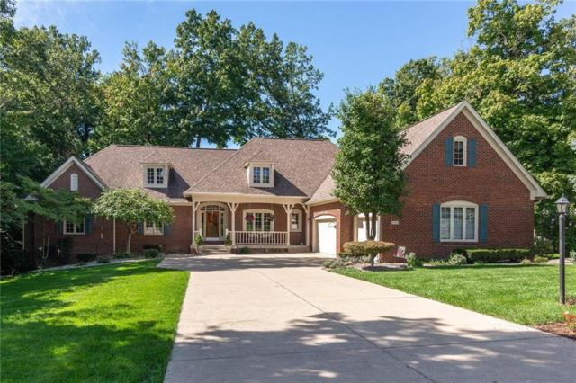 9144 Bay Port Circle, Indianapolis, IN 46236 (MLS #21598024) :: Mike Price Realty Team - RE/MAX Centerstone