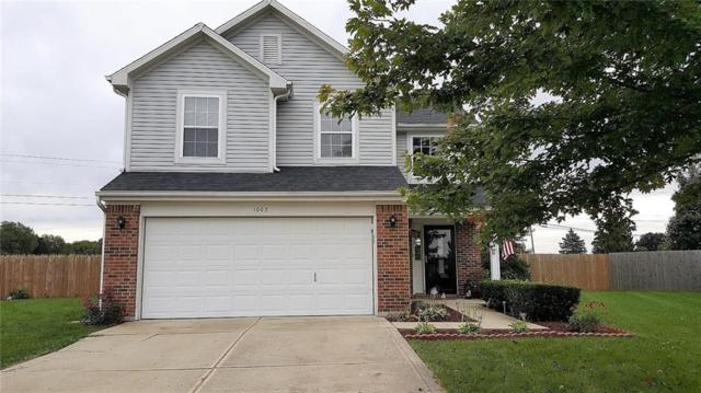 1003 Pebble Court, Anderson, IN 46013 (MLS #21598042) :: The ORR Home Selling Team