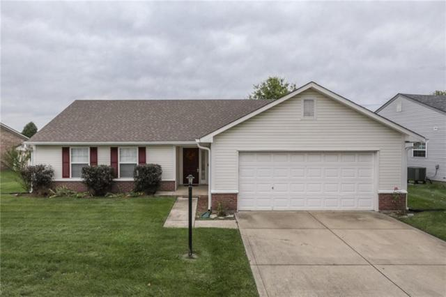 7612 Windy Hill Way, Indianapolis, IN 46239 (MLS #21598052) :: The Evelo Team