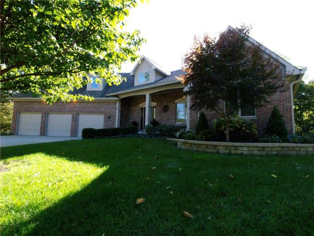 6927 Timber Grove Lane, Avon, IN 46123 (MLS #21598065) :: The Indy Property Source