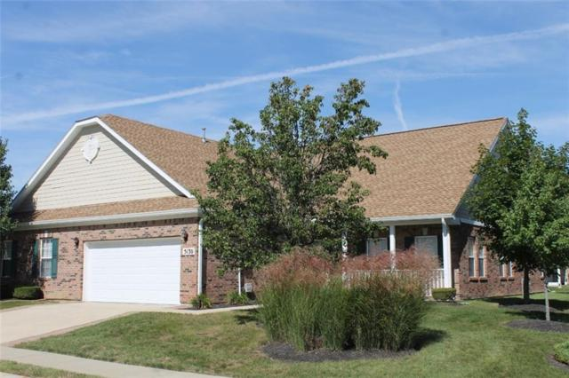 5130 Baltustrol Drive #2, Avon, IN 46123 (MLS #21598073) :: Mike Price Realty Team - RE/MAX Centerstone
