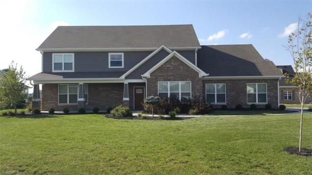 1486 N Manchester Drive, Greenfield, IN 46140 (MLS #21598075) :: FC Tucker Company