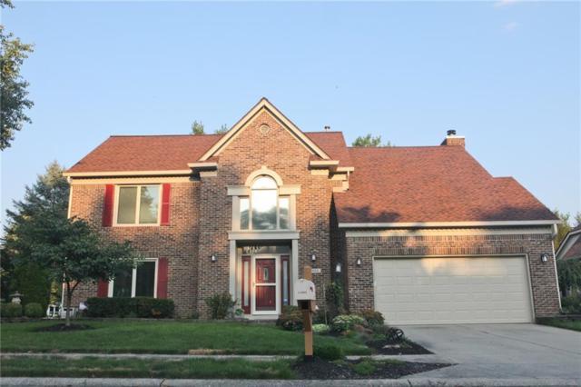 11695 Forest Park Lane, Carmel, IN 46033 (MLS #21598121) :: The ORR Home Selling Team