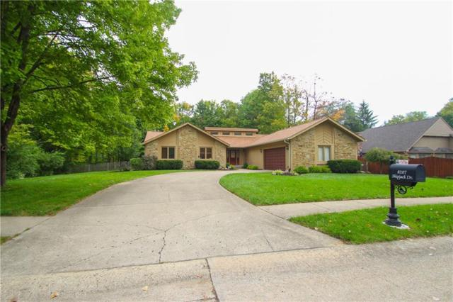 8207 Skipjack Drive, Indianapolis, IN 46236 (MLS #21598122) :: Mike Price Realty Team - RE/MAX Centerstone