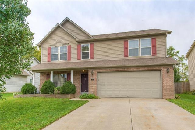 1814 Kingen Drive, Greenfield, IN 46140 (MLS #21598153) :: Richwine Elite Group