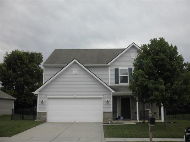 7829 Wildcat Run Lane, Indianapolis, IN 46239 (MLS #21598162) :: The Evelo Team