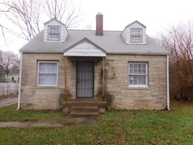 2040 N Drexel Avenue, Indianapolis, IN 46218 (MLS #21598264) :: The Evelo Team