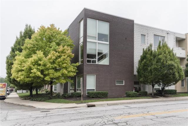 932 N Broadway Street #8, Indianapolis, IN 46202 (MLS #21598284) :: Mike Price Realty Team - RE/MAX Centerstone