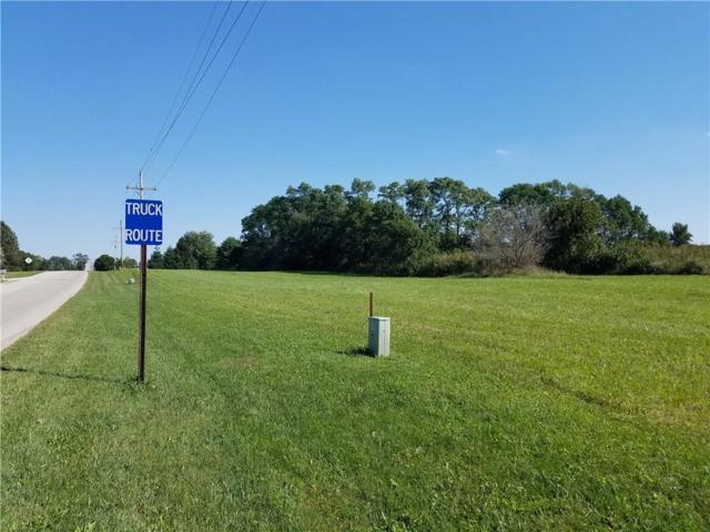 0000 E Mercer Street, Spiceland, IN 47387 (MLS #21598330) :: The Indy Property Source