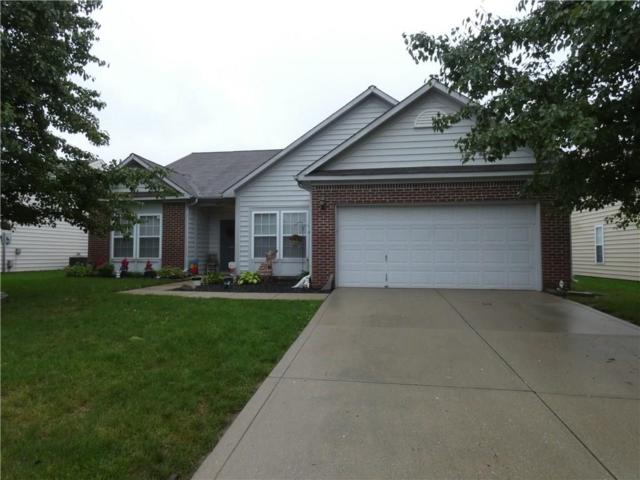 807 Taney Court, Avon, IN 46123 (MLS #21598385) :: The Evelo Team