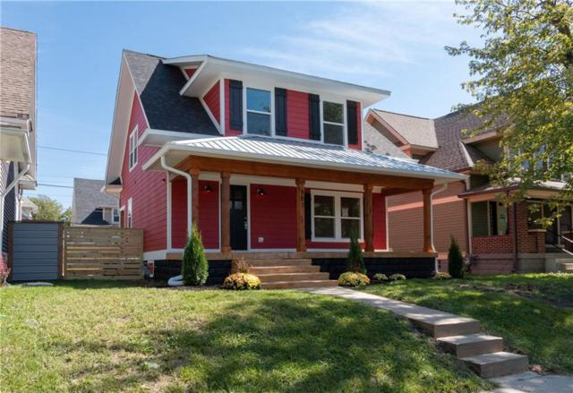 807 Eastern Avenue, Indianapolis, IN 46201 (MLS #21598401) :: Mike Price Realty Team - RE/MAX Centerstone