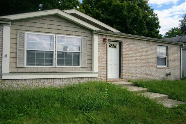 9983 W Center Street, Anderson, IN 46011 (MLS #21598406) :: The Evelo Team