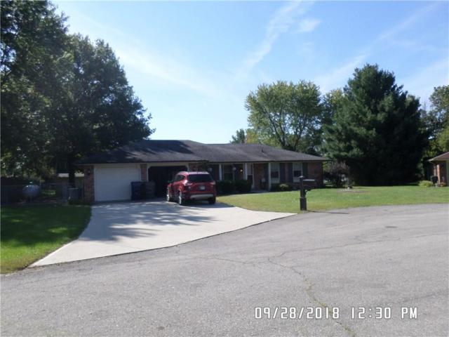 3209 Grassy Lane, Anderson, IN 46012 (MLS #21598450) :: The Indy Property Source