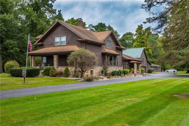 6100 W Cornbread Road, Yorktown, IN 47396 (MLS #21598570) :: The ORR Home Selling Team