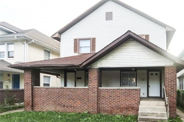 1031 N Parker Avenue, Indianapolis, IN 46201 (MLS #21598583) :: Mike Price Realty Team - RE/MAX Centerstone