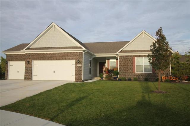 10237 Maiden Court, Fishers, IN 46040 (MLS #21598625) :: Mike Price Realty Team - RE/MAX Centerstone