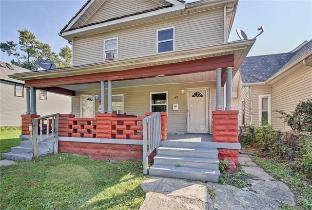 417 N State Avenue, Indianapolis, IN 46201 (MLS #21598631) :: Mike Price Realty Team - RE/MAX Centerstone