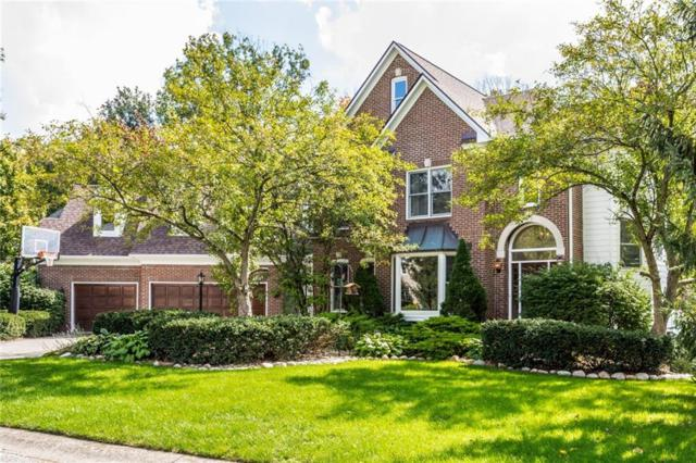 8803 Otter Cove Circle, Indianapolis, IN 46236 (MLS #21598659) :: Mike Price Realty Team - RE/MAX Centerstone