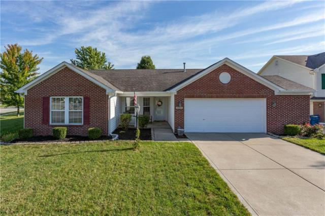 5451 Twin Bridge Circle, Indianapolis, IN 46239 (MLS #21598691) :: The Evelo Team