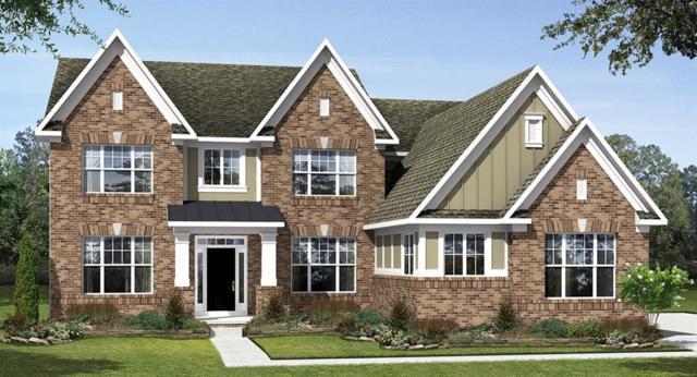 14357 Arnett Drive, Carmel, IN 46033 (MLS #21598699) :: Richwine Elite Group