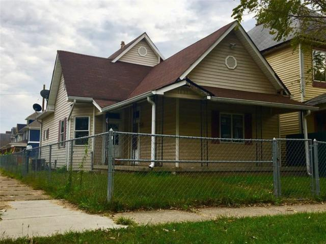 1831 Woodlawn Avenue, Indianapolis, IN 46203 (MLS #21598720) :: Richwine Elite Group