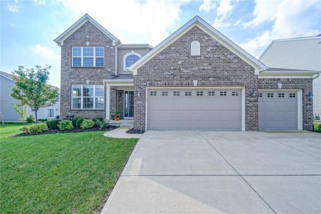 11867 Bellhaven Drive, Fishers, IN 46038 (MLS #21598729) :: Richwine Elite Group
