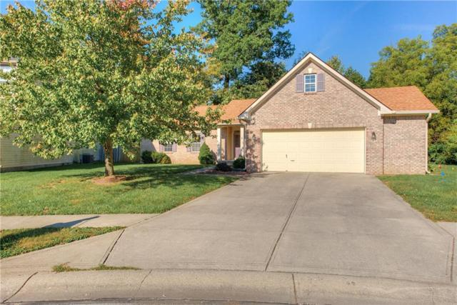 7996 Cobblesprings Drive, Avon, IN 46123 (MLS #21598753) :: Mike Price Realty Team - RE/MAX Centerstone