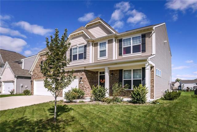 4341 Fox Hollow Boulevard, Indianapolis, IN 46239 (MLS #21598766) :: The Evelo Team