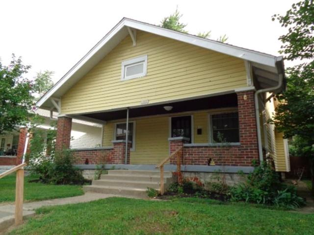 1210 Finley Avenue, Indianapolis, IN 46203 (MLS #21598779) :: The Evelo Team