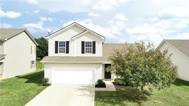 2151 Catchfly Drive, Plainfield, IN 46168 (MLS #21598786) :: The Indy Property Source