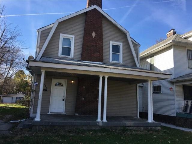 1348 N Dearborn Street, Indianapolis, IN 46201 (MLS #21598787) :: Mike Price Realty Team - RE/MAX Centerstone