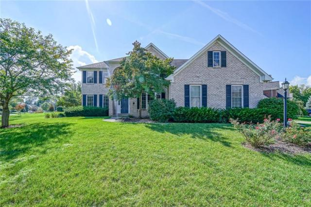 9647 Crescent Oaks Drive, Noblesville, IN 46060 (MLS #21598801) :: Mike Price Realty Team - RE/MAX Centerstone