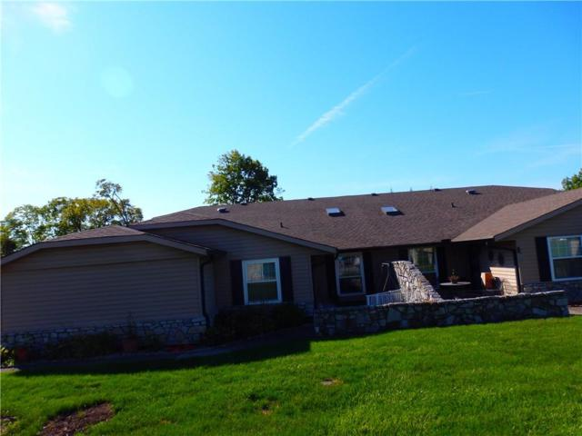 1001 #G Paradise Court, Greenwood, IN 46143 (MLS #21598838) :: Mike Price Realty Team - RE/MAX Centerstone