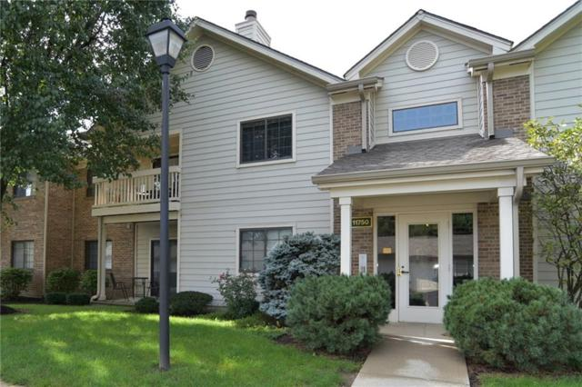 11750 Glenbrook Court #205, Carmel, IN 46032 (MLS #21598850) :: Mike Price Realty Team - RE/MAX Centerstone