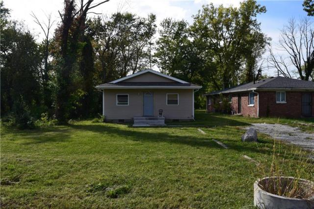 3852 N Grand Avenue, Indianapolis, IN 46226 (MLS #21598905) :: Mike Price Realty Team - RE/MAX Centerstone