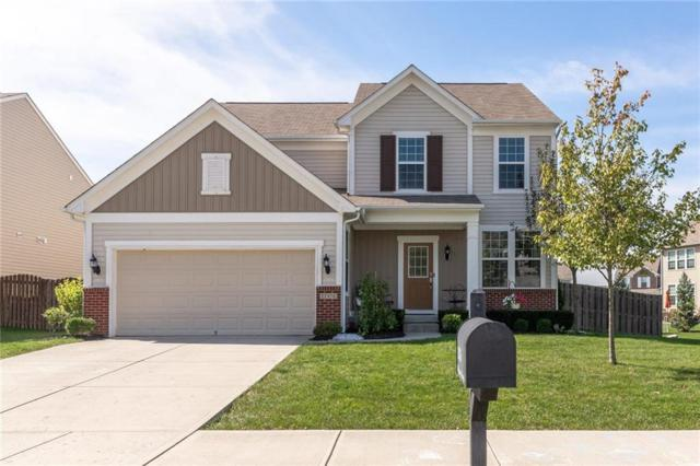 12876 Milton Road, Fishers, IN 46037 (MLS #21598920) :: AR/haus Group Realty