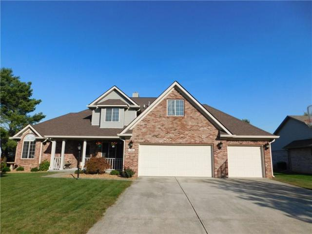 1141 Brookside Drive, Lebanon, IN 46052 (MLS #21598950) :: The ORR Home Selling Team