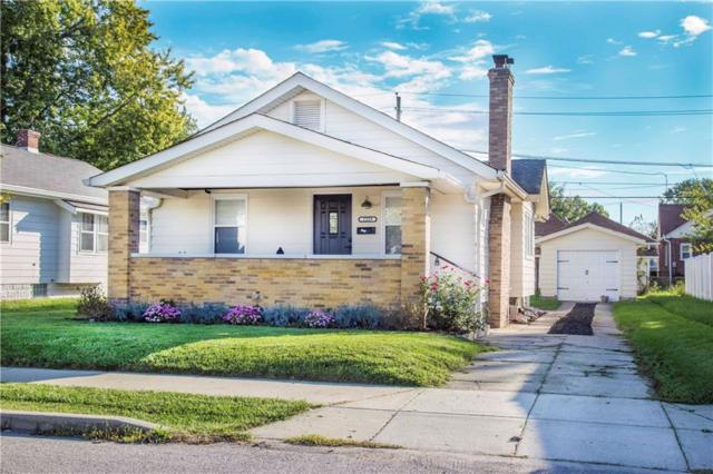 1229 N Euclid Avenue, Indianapolis, IN 46201 (MLS #21598962) :: The Evelo Team