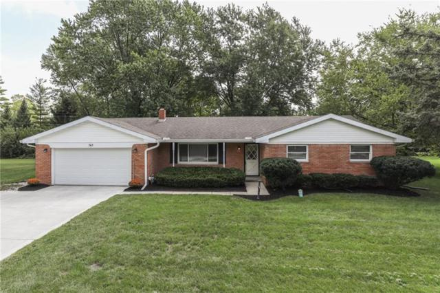 743 Coach Road, Indianapolis, IN 46227 (MLS #21599004) :: Mike Price Realty Team - RE/MAX Centerstone