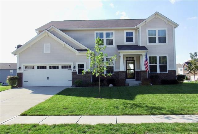 1462 Windswept Drive, Greenwood, IN 46143 (MLS #21599042) :: The Evelo Team
