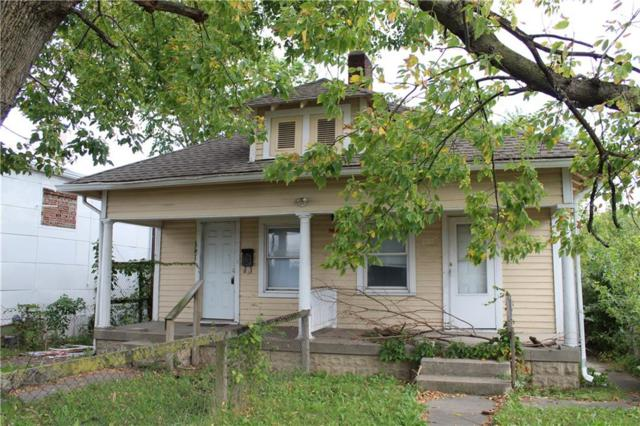 2729 N Massachusetts Avenue, Indianapolis, IN 46218 (MLS #21599052) :: Mike Price Realty Team - RE/MAX Centerstone