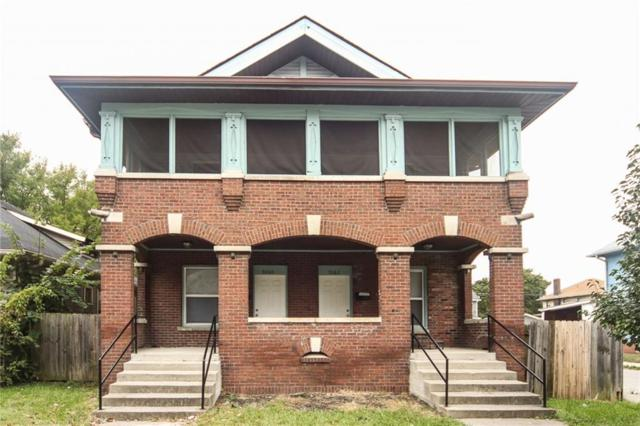 3060 N New Jersey Street, Indianapolis, IN 46205 (MLS #21599061) :: Mike Price Realty Team - RE/MAX Centerstone
