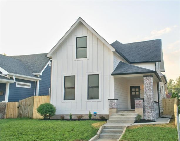 819 E Minnesota Street, Indianapolis, IN 46203 (MLS #21599085) :: Mike Price Realty Team - RE/MAX Centerstone