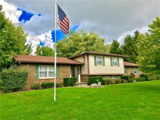 104 Lake View Drive, Greenfield, IN 46140 (MLS #21599099) :: AR/haus Group Realty