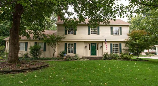 9026 Buckthorne Court, Indianapolis, IN 46260 (MLS #21599139) :: The ORR Home Selling Team